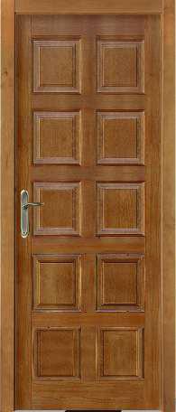 Madera maciza - Puerta madera rustica ...