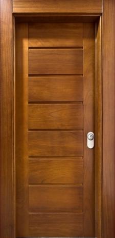 Madera maciza for Puertas de interior de madera maciza