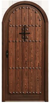 Puertas De Exterior Rusticas