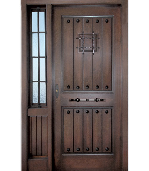 Puertas de exterior r sticas - Puertas de esterior ...